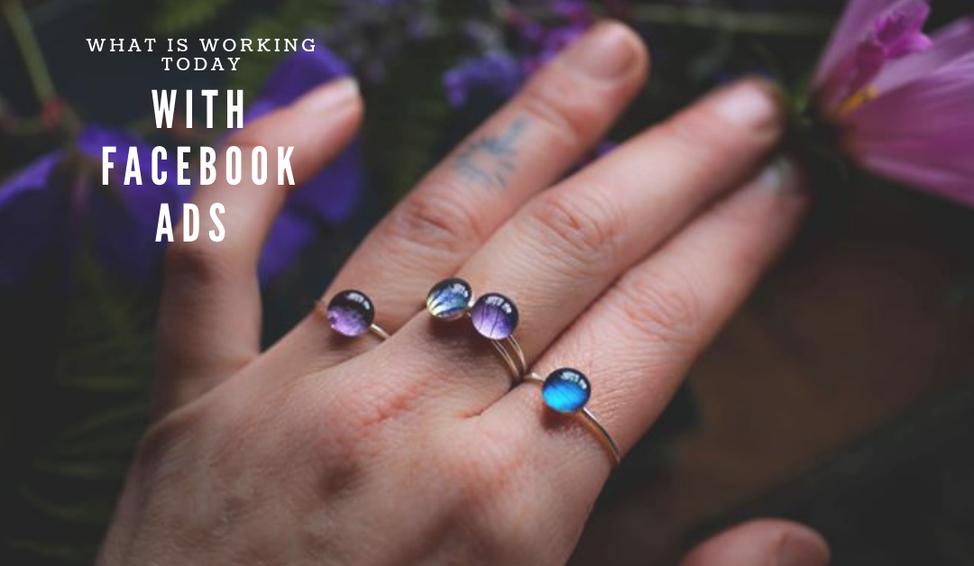 What is Working Today with Facebook Ads for More Sales? [Ruby Robin Boutique Case Study]