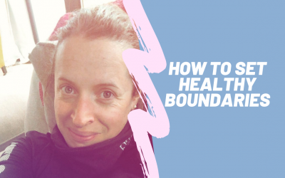 How to Set Healthy Boundaries