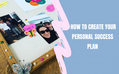 How to Create Your Personal Success Plan